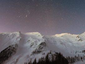 Comète et métaux lourds